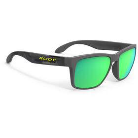 Rudy Project Spinhawk Aurinkolasit, neo camo pyombo - rp optics multilaser lime
